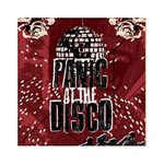 Panic At The Disco Poster Acrylic Tangram Puzzle (6  x 6 ) Front