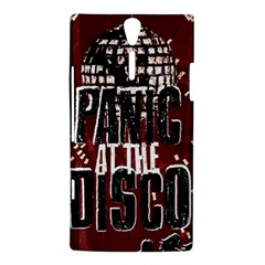 Panic At The Disco Poster Sony Xperia S