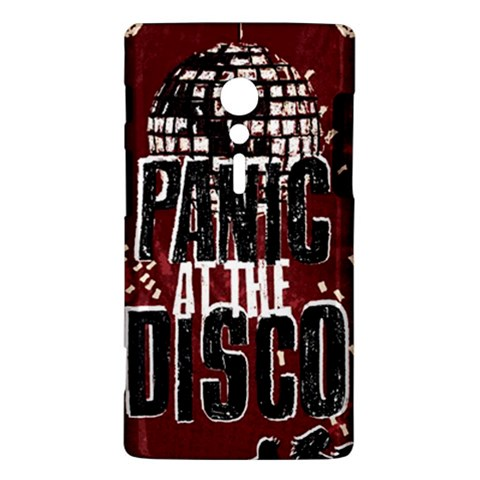Panic At The Disco Poster Sony Xperia ion