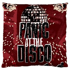 Panic At The Disco Poster Large Cushion Case (One Side)