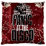 Panic At The Disco Poster Large Cushion Case (Two Sides) Back