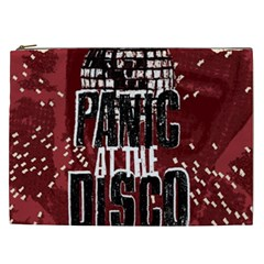 Panic At The Disco Poster Cosmetic Bag (xxl)