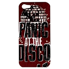 Panic At The Disco Poster Apple iPhone 5 Hardshell Case