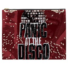 Panic At The Disco Poster Cosmetic Bag (XXXL)