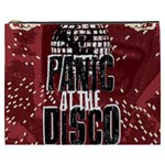 Panic At The Disco Poster Cosmetic Bag (XXXL)  Front