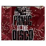 Panic At The Disco Poster Cosmetic Bag (XXXL)  Back