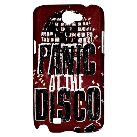 Panic At The Disco Poster Samsung Galaxy Note 2 Hardshell Case
