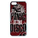 Panic At The Disco Poster Apple Seamless iPhone 5 Case (Color) Front