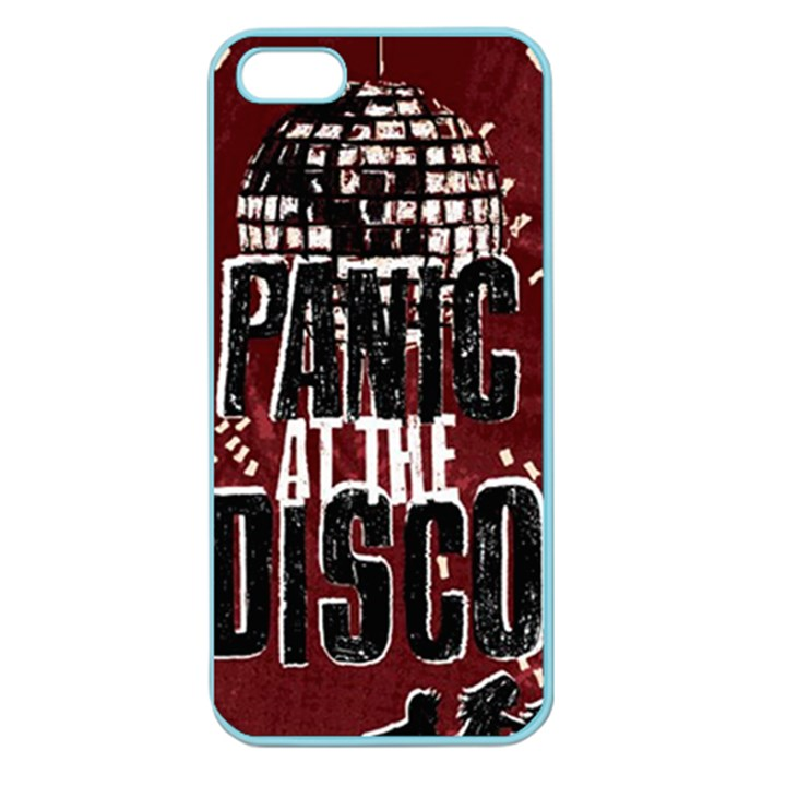 Panic At The Disco Poster Apple Seamless iPhone 5 Case (Color)