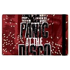 Panic At The Disco Poster Apple iPad 2 Flip Case