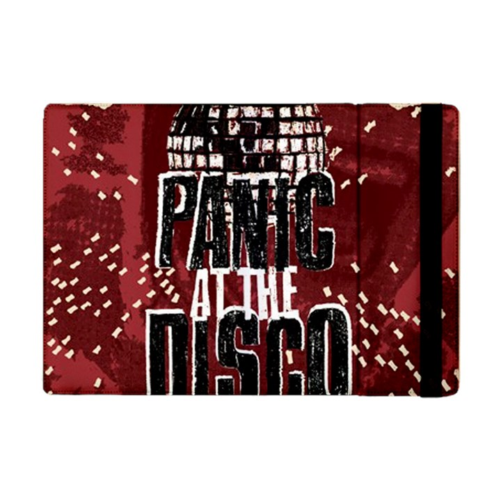 Panic At The Disco Poster Apple iPad Mini Flip Case