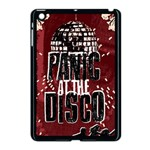 Panic At The Disco Poster Apple iPad Mini Case (Black) Front