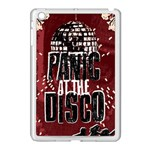 Panic At The Disco Poster Apple iPad Mini Case (White) Front