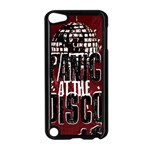 Panic At The Disco Poster Apple iPod Touch 5 Case (Black) Front