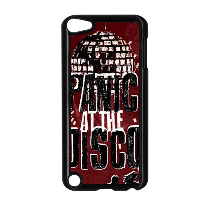 Panic At The Disco Poster Apple iPod Touch 5 Case (Black)