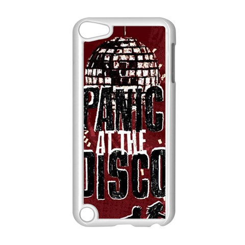 Panic At The Disco Poster Apple iPod Touch 5 Case (White)
