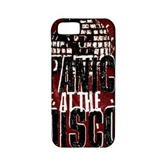 Panic At The Disco Poster Apple iPhone 5 Classic Hardshell Case (PC+Silicone)