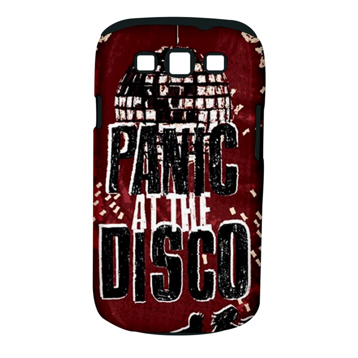 Panic At The Disco Poster Samsung Galaxy S III Classic Hardshell Case (PC+Silicone)