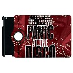 Panic At The Disco Poster Apple iPad 3/4 Flip 360 Case Front
