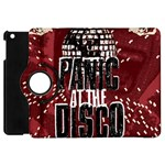 Panic At The Disco Poster Apple iPad Mini Flip 360 Case Front