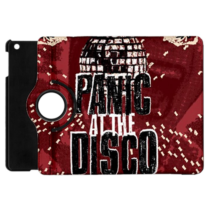 Panic At The Disco Poster Apple iPad Mini Flip 360 Case
