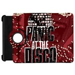 Panic At The Disco Poster Kindle Fire HD Flip 360 Case Front