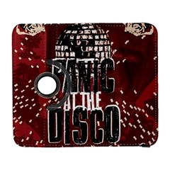 Panic At The Disco Poster Samsung Galaxy S  III Flip 360 Case