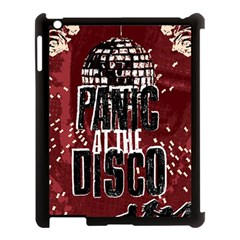 Panic At The Disco Poster Apple Ipad 3/4 Case (black)