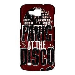 Panic At The Disco Poster Samsung Galaxy Premier I9260 Hardshell Case