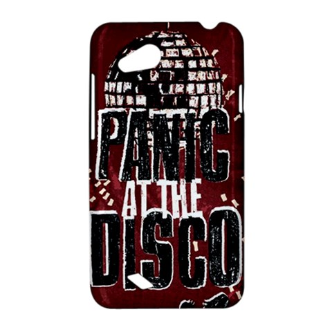 Panic At The Disco Poster HTC Desire VC (T328D) Hardshell Case