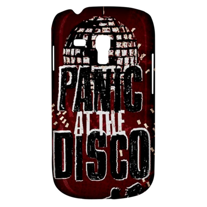 Panic At The Disco Poster Samsung Galaxy S3 MINI I8190 Hardshell Case