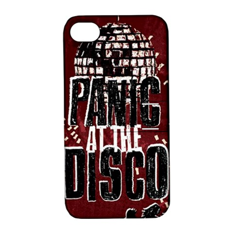 Panic At The Disco Poster Apple iPhone 4/4S Hardshell Case with Stand