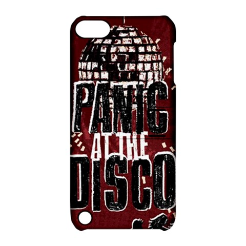 Panic At The Disco Poster Apple iPod Touch 5 Hardshell Case with Stand