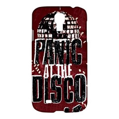 Panic At The Disco Poster Samsung Galaxy S4 I9500/I9505 Hardshell Case