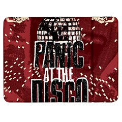 Panic At The Disco Poster Samsung Galaxy Tab 7  P1000 Flip Case