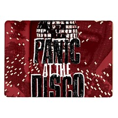 Panic At The Disco Poster Samsung Galaxy Tab 10.1  P7500 Flip Case