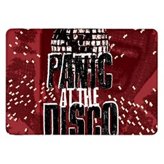 Panic At The Disco Poster Samsung Galaxy Tab 8.9  P7300 Flip Case