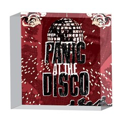 Panic At The Disco Poster 5  x 5  Acrylic Photo Blocks