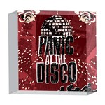 Panic At The Disco Poster 5  x 5  Acrylic Photo Blocks Front