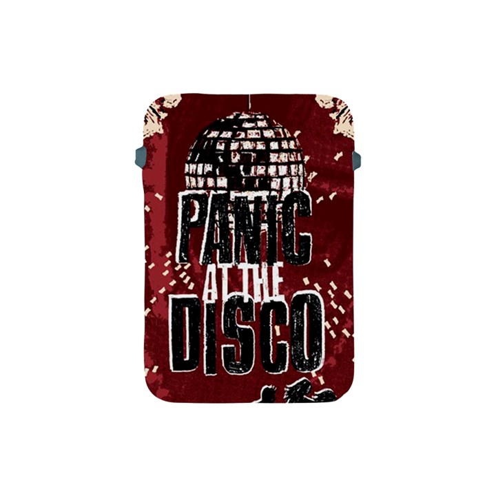 Panic At The Disco Poster Apple iPad Mini Protective Soft Cases