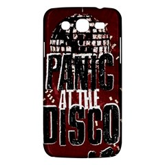 Panic At The Disco Poster Samsung Galaxy Mega 5.8 I9152 Hardshell Case