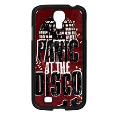 Panic At The Disco Poster Samsung Galaxy S4 I9500/ I9505 Case (black)