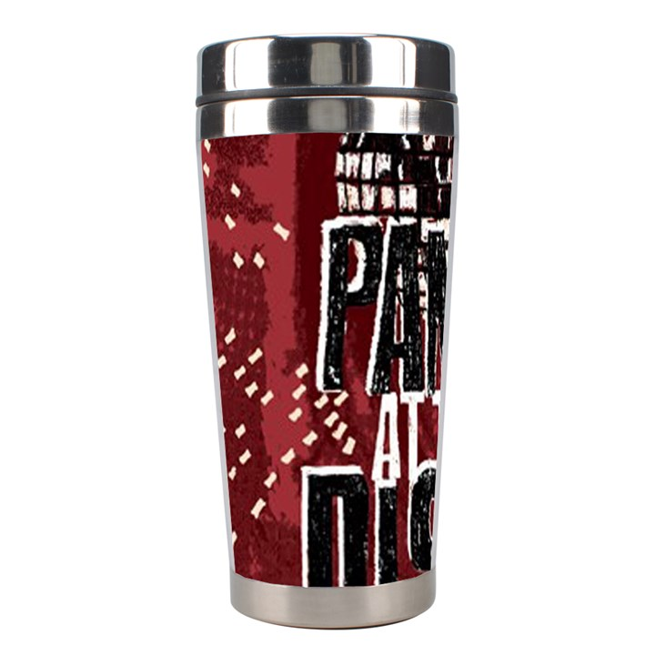Panic At The Disco Poster Stainless Steel Travel Tumblers