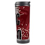 Panic At The Disco Poster Travel Tumbler Right