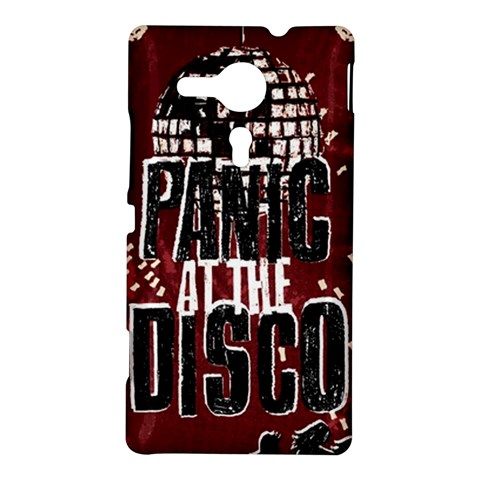 Panic At The Disco Poster Sony Xperia SP