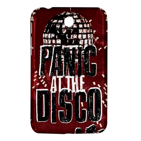 Panic At The Disco Poster Samsung Galaxy Tab 3 (7 ) P3200 Hardshell Case