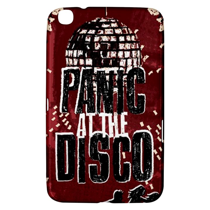 Panic At The Disco Poster Samsung Galaxy Tab 3 (8 ) T3100 Hardshell Case