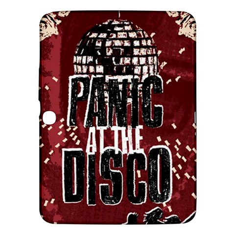Panic At The Disco Poster Samsung Galaxy Tab 3 (10.1 ) P5200 Hardshell Case