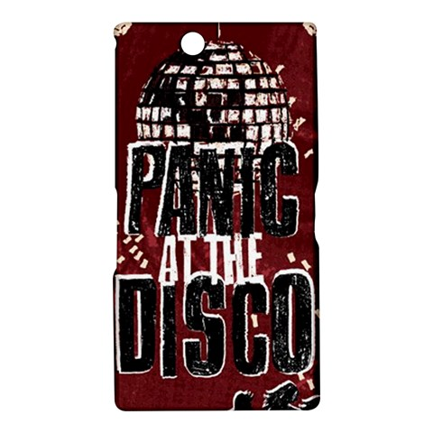 Panic At The Disco Poster Sony Xperia Z Ultra