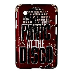 Panic At The Disco Poster Samsung Galaxy Tab 2 (7 ) P3100 Hardshell Case